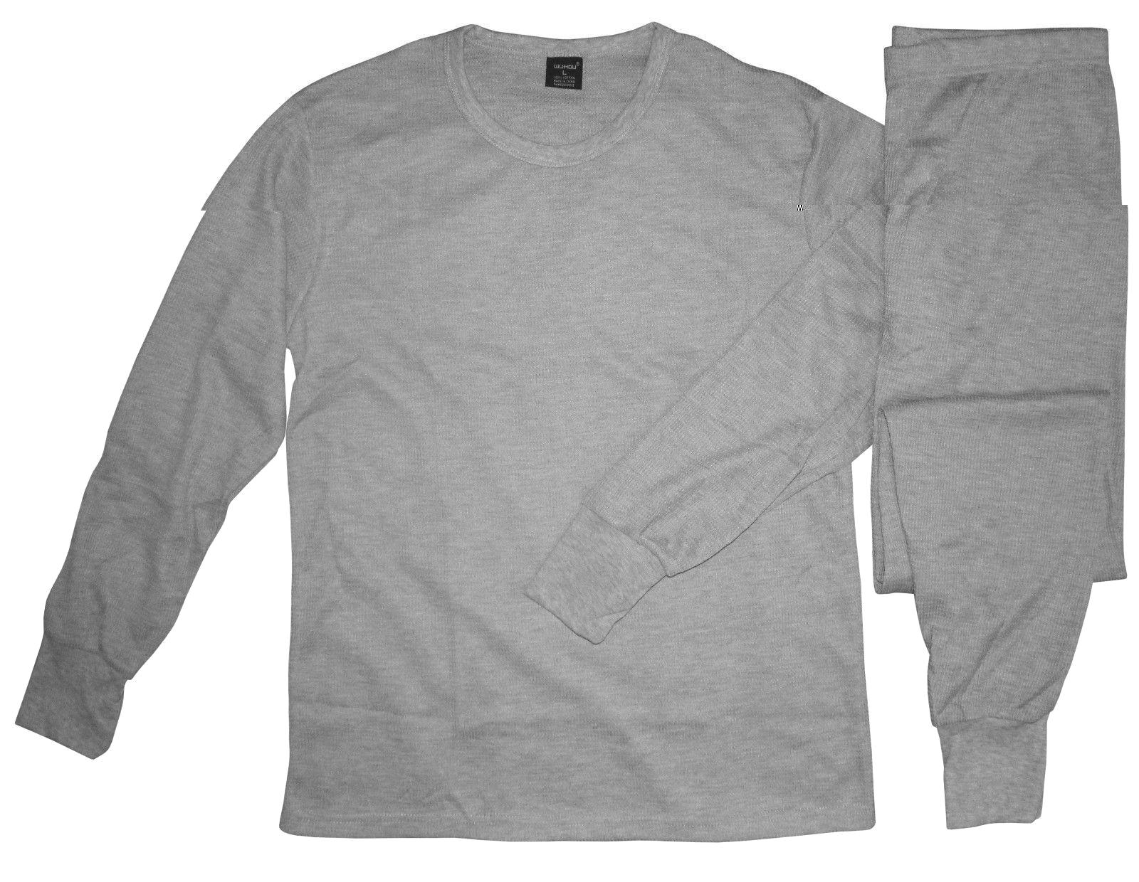 Comfort Fit Men S 100 Cotton Light Weight Waffle Knit