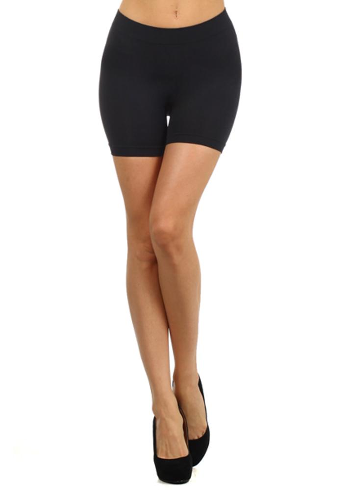 5e2207835ade0 Victoria® Women's Seamless Spandex Shorts Underskirt Leggings ...